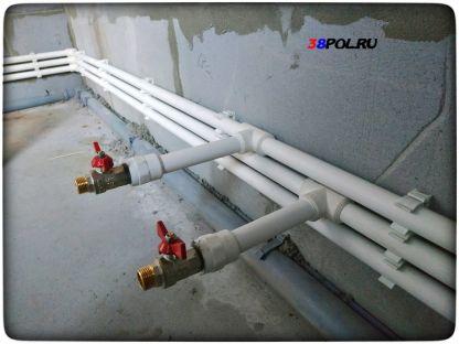 Водоснабжение в Еловом