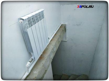 Отопление частного дома Иркутск