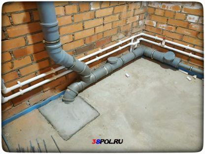 Водоснабжение в частном доме. Мельничный тракт Иркутск