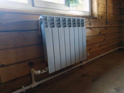 Радиаторное отопление в Пионерске