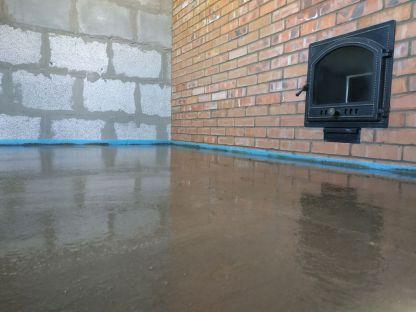 Тёплый водяной пол под ключ в Южном