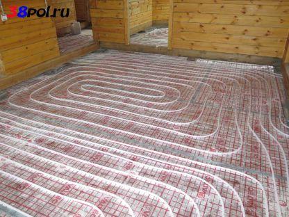 Тёплый водяной пол в Урике