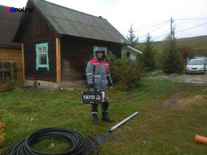 Водоснабжение Усть-Куда
