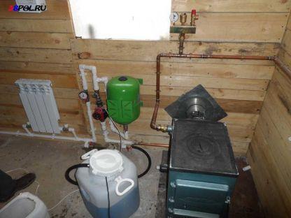 Радиаторное отопление Иркутск
