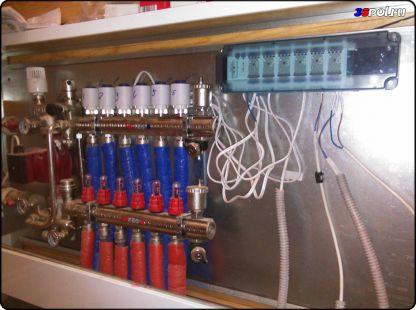 Автоматика для тёплых водяных полов
