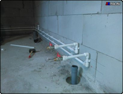 Монтаж водоснабжения и канализации Иркутск