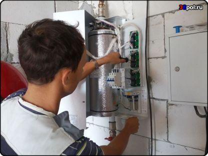 Подключение котла отопления zota 18 к электрической сети