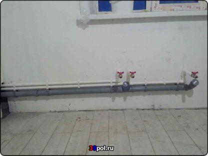 Водоснабжение в частном доме. Марково