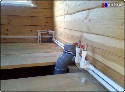 Тёплый пол + радиаторы
