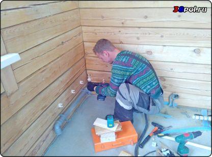 Водоснабжение в частном доме. Маркова