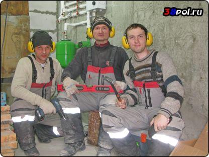 Отопление в Иркутске
