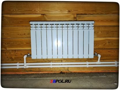 Двухтрубная система отопления Иркутск