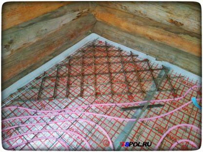 Стяжка пола в Иркутске