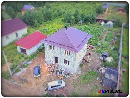 Комбинированное отопление в частном доме в Ирктске. Маркова.