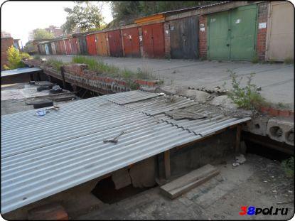 Ремонт гаража Иркутск
