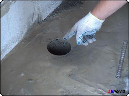 Тёплый водяной пол пригород Иркутска поселок Усть-Куда