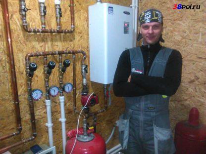 Теплые водяные полы в Иркутске
